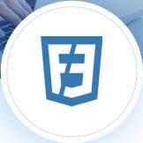 front end logo