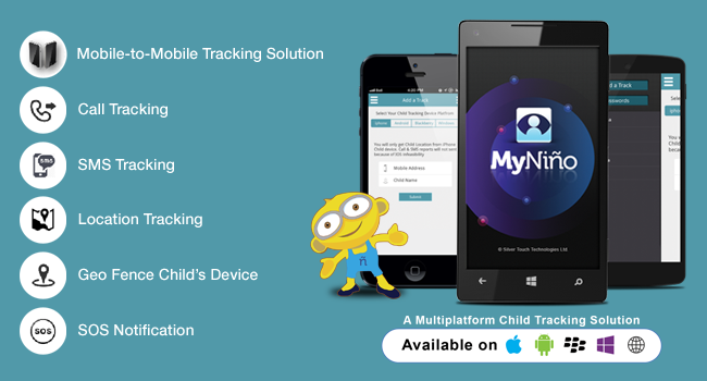 MyNiño – Multiplatform Child Tracking Solution