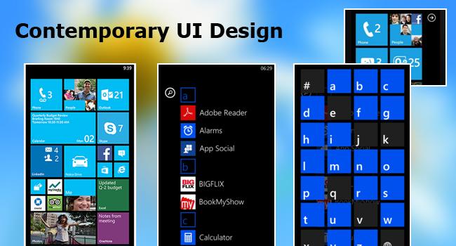 Contemporary-UI-Design
