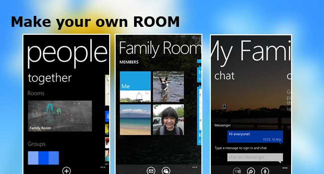 Make your own ROOM