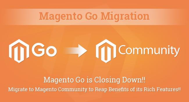 Magento Go to Magento Community