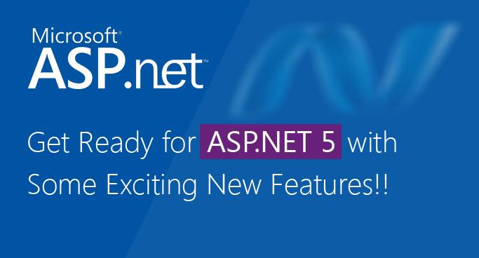 ASP.NET 5 Features