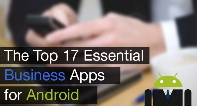 Business apps for android