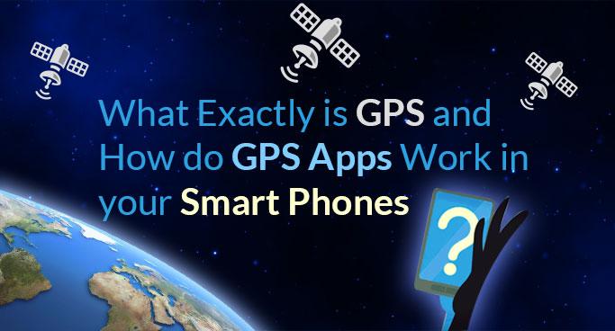 GPS Apps Work in your Smart Phones