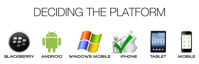 Deciding the Platform