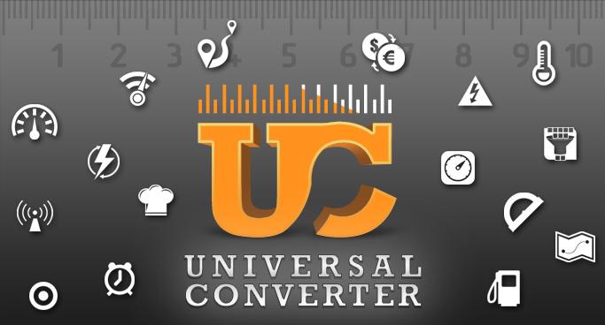 Universal Converter Mobile App