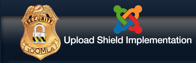 Upload Shield Implementation in Joomla 3.4