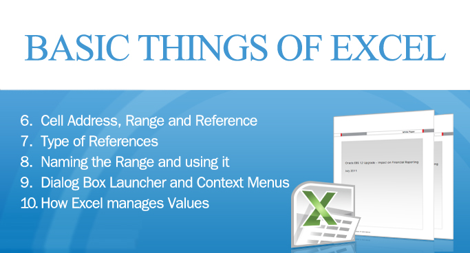 Basic Things of Excel 2