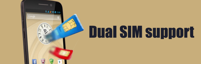 Dual SIM Support