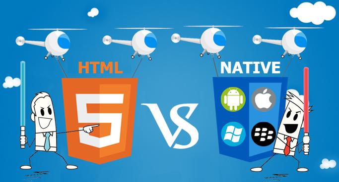 HTML5 vs Native apps