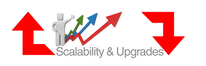Scalability & Upgrades