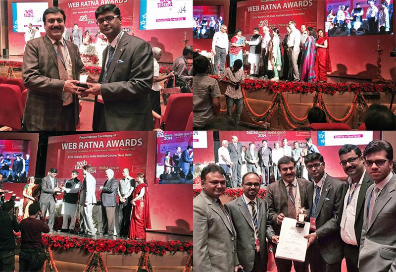 Web Ratna Award - Silver Touch