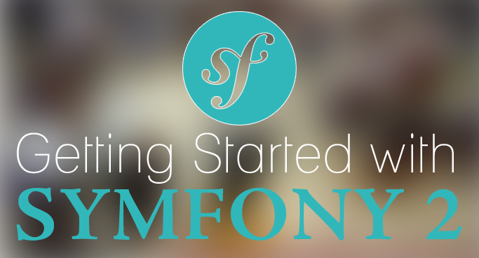 Getting Started with Symfony 2