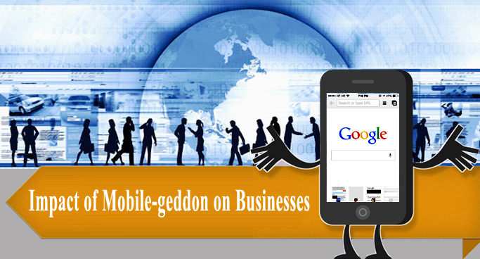Impact of Mobile-geddon on Businesses