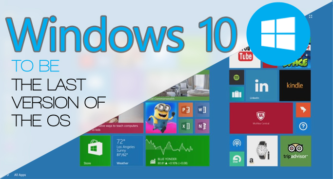 Microsoft Reveals Windows 10