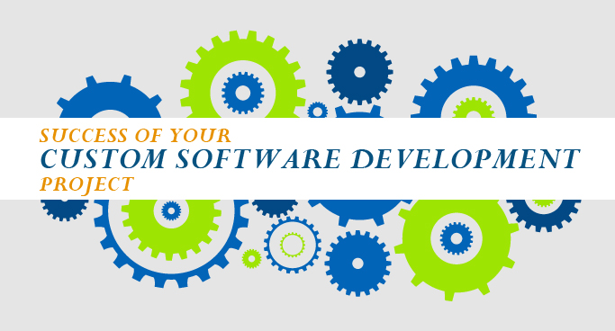 Success of your Custom Software Development Project