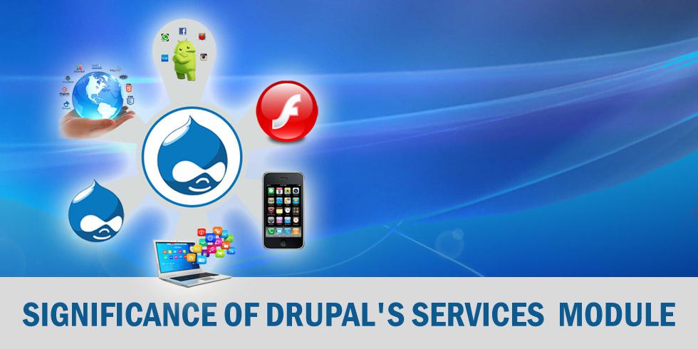 Drupal's-Services-Module