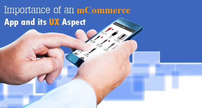 Importance of an MCommerce app