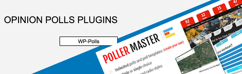 WordPress Opinion Polls Plugins