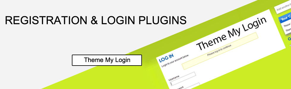 WordPress Registration Login Plugins