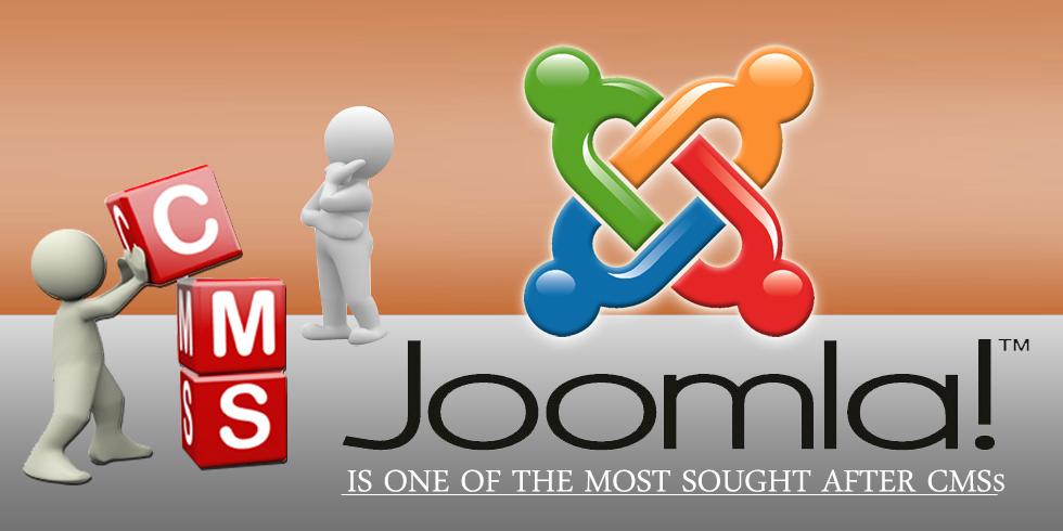 Joomla is One of the Most Sought After CMSs