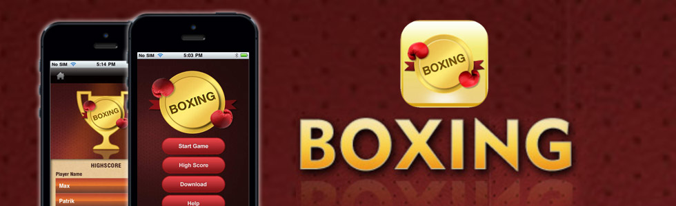Boxing –iPhone App