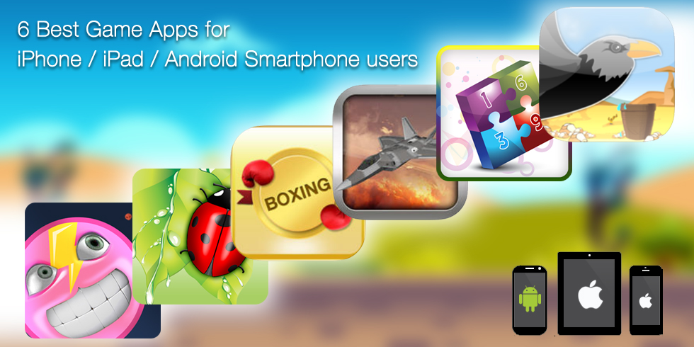 Top Game Apps for Smartphone
