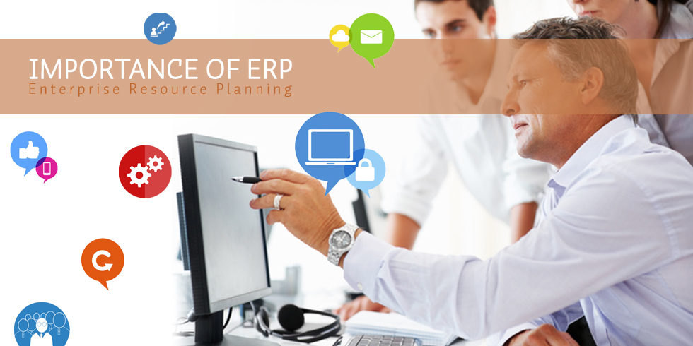 Importance of ERP in Enterprises