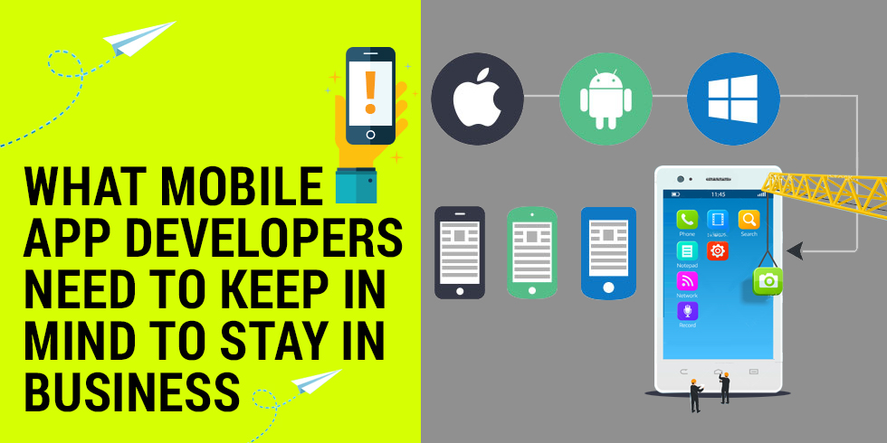 Mobile App Developer Tips