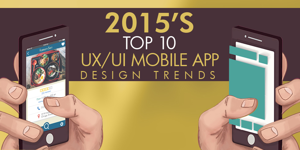 Top 10 UX/UI Mobile App Design