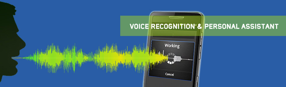 Voice Recognition & Personal Assistant
