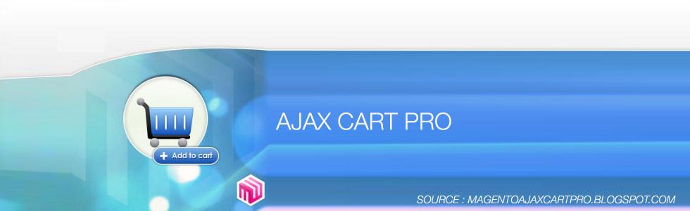 AJAX Cart Pro Magento Extension