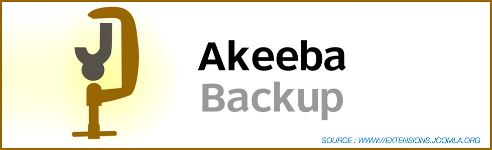 Akeeba Backup Joomla Extension