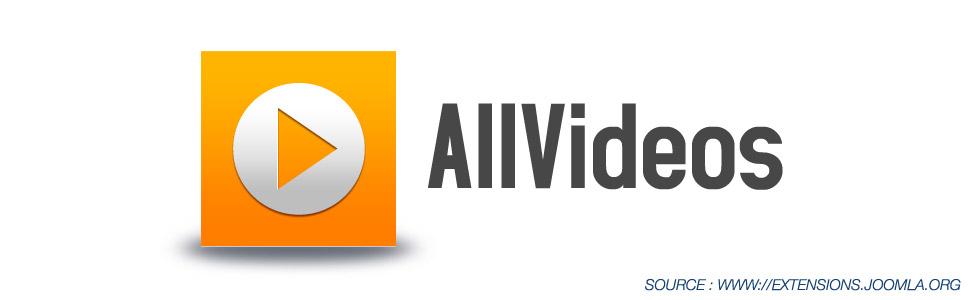 AllVIDEOS Joomla Extensions