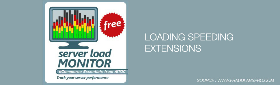 Loading Speeding Extensions for Magento