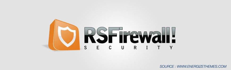 RS Firewall Joomla Extensions