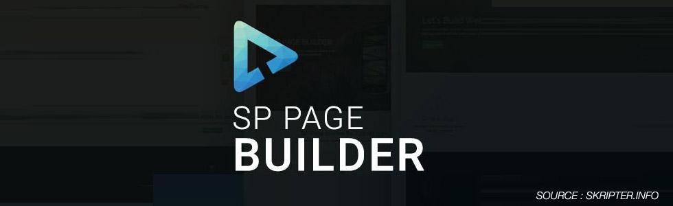 SP Page Builder Joomla Extension