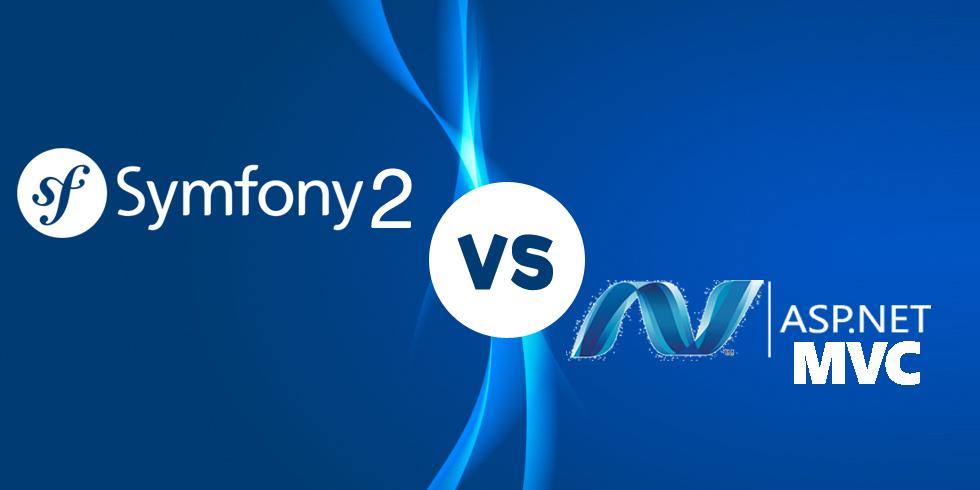 Symfony 2 vs. ASP.NET MVC