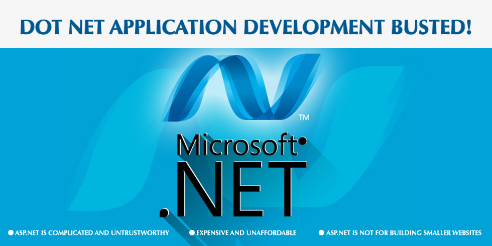 Myths of .NET Application Development Busted