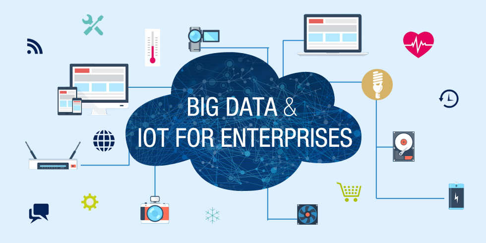 Big Data and IOT for Enterprise