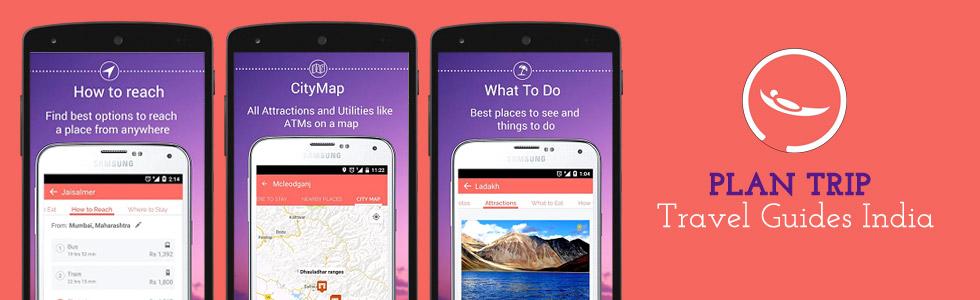 Plan Trip - Travel Guides India