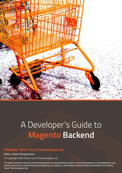 eBook – A Developer`s Guide to Magento Backend