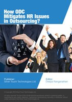 eBook – ODC Mitigates hr Issues in Outsourcing