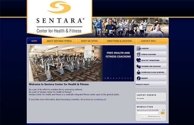 Sentrara Fitness