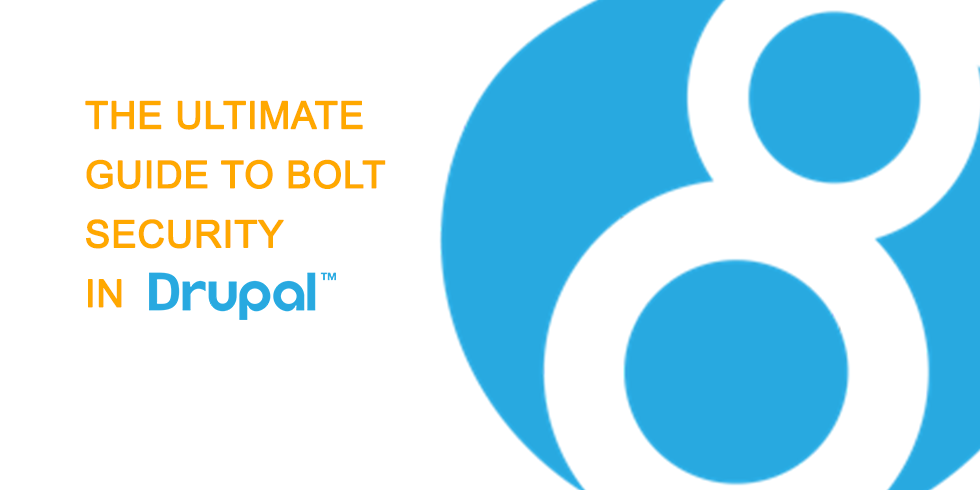 The Ultimate Guide to Bolt Security in Drupal 8