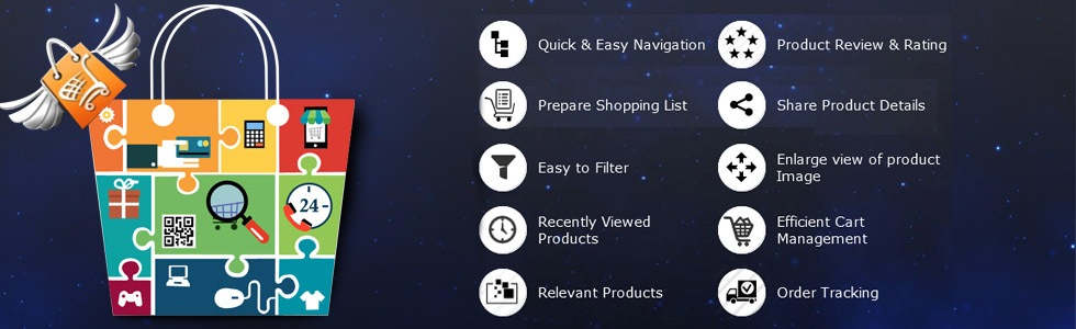 Silver Shop for mCommerce