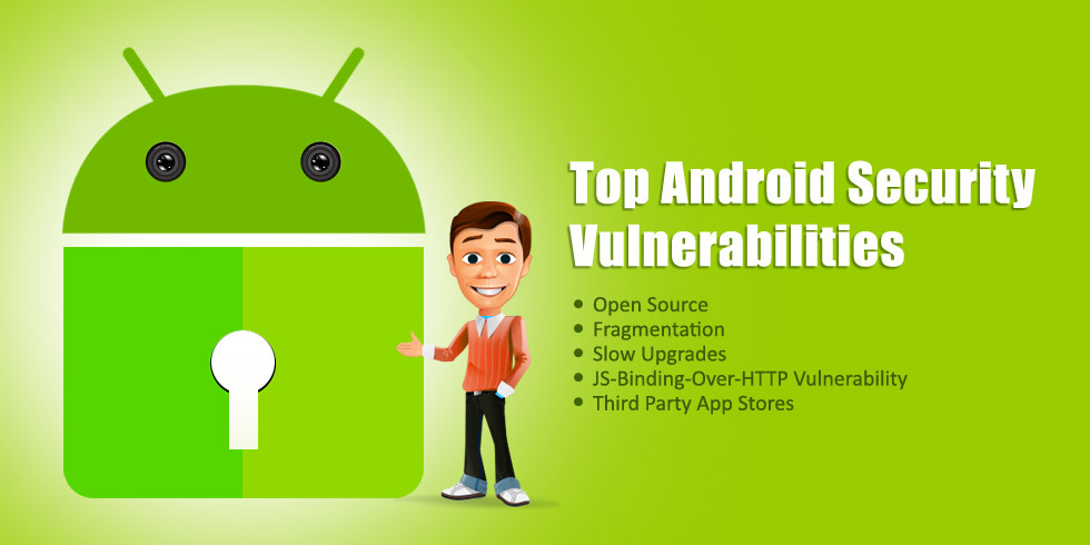 Android Security Vulnerabilities
