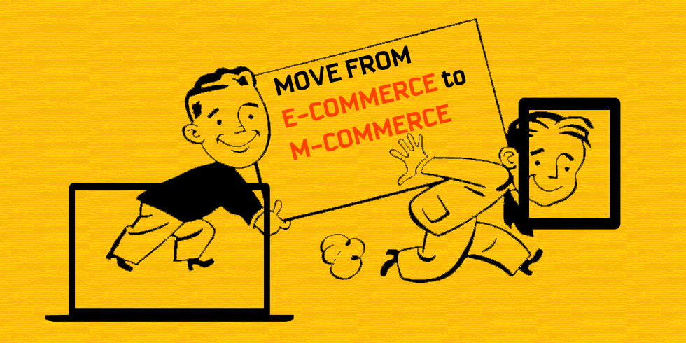 move from ecommerce to mcommerce