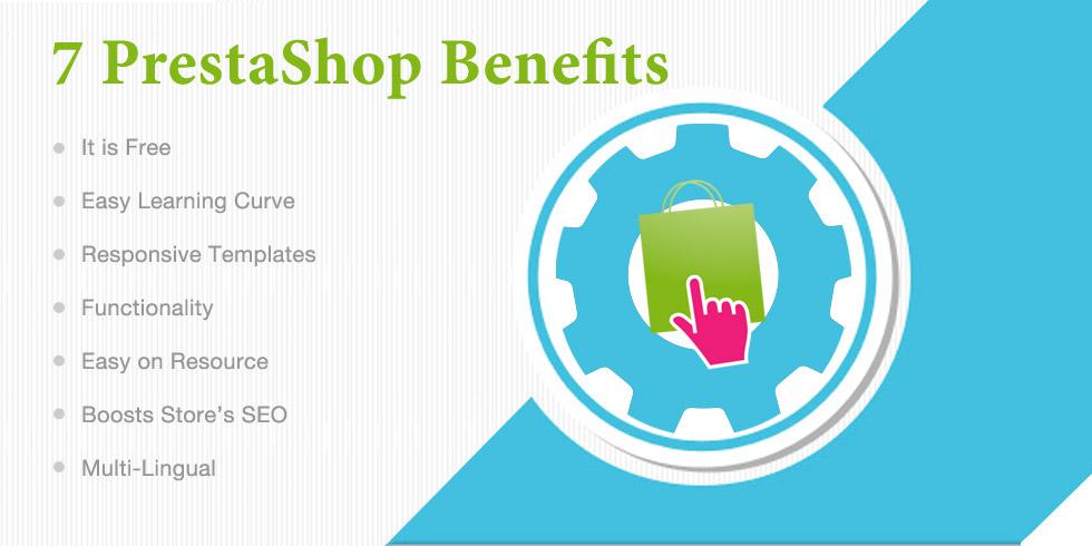 Top Benefits of PrestaShop Development