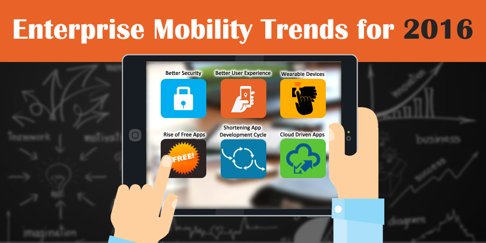Enterprise Technology Trends to Look Out for in 2016